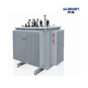 S11-M Hv-20kv Three Phase Double-Winding Series Oil Immersed Power Transformer pictures & photos