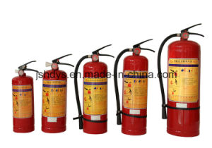 4kg Portable Dry Powder Fire Extinguisher (GB4351.1-2005)