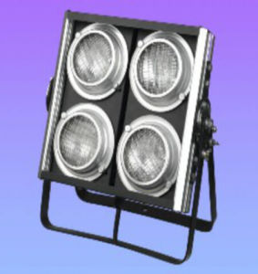 Four Head Blinder Effect Light with Music pictures & photos