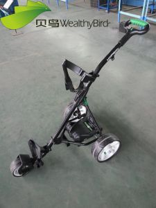 Wealthybird Electic Golf Trolly of 105p3 pictures & photos