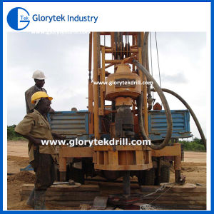 2015 Hot Sale China Water Well Rotary Drilling Rig for Sale Drilling Equipment Portable pictures & photos