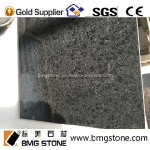 Natural Stone China Black Granite G684 Black Balsalt Tiles
