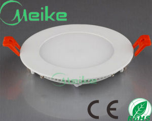 Square and Round LED Panel Light