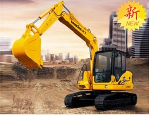 High Quality Chinese Brand Crawler Hydraulic Excavator LG6075 pictures & photos