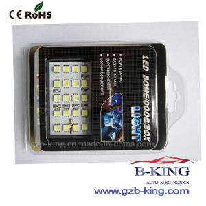 4*5 5050SMD 6000k LED Dome Reading Light pictures & photos