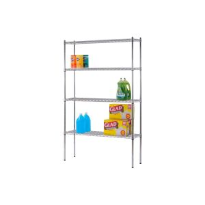Metro Store Heavy Duty Industrial Chrome Wire Shelving (HD184272A4C) pictures & photos