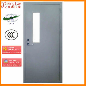 Steel Fireproof Door with Perfect Quality (A1.00-1)
