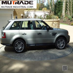 Auto Car Turntable - Home Car Parking System pictures & photos