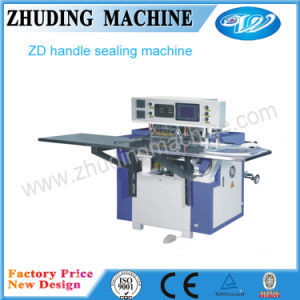 Automatic Plastic Bag Handle Sealing Machine pictures & photos