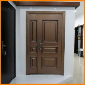 Steel Security Door with High Safety Index (FAM-D-JX-D2110)