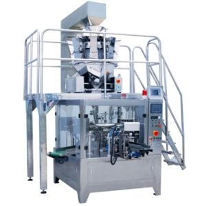 Automatic Rotary Bag-Given Packaging Machine for Large Particles pictures & photos