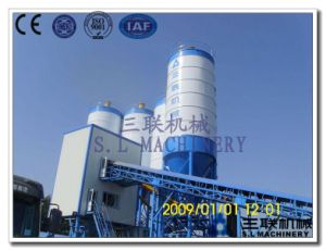Low Cost Macon Harga Concrete Batching Plant pictures & photos