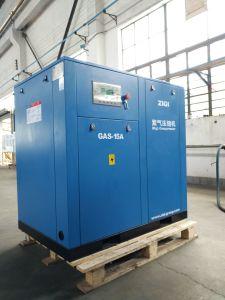 Brazil Weg Ie-4 Motor Screw Air Compressor pictures & photos