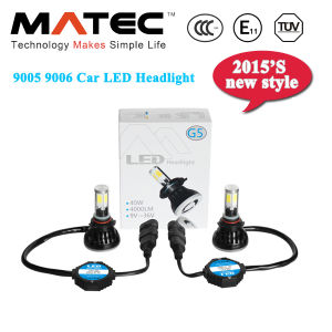 High Lumen 8000lm 9005 LED Headlight Light for Car pictures & photos