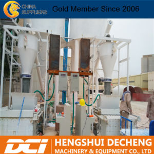 Gypsum Block Production Line (Brick molding machine type) pictures & photos