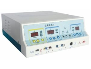 Ce/ISO Approved Medical High Frequency Electrosurgical Unit pictures & photos