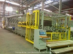 Automatic Front Windshield Bending Glass Line pictures & photos