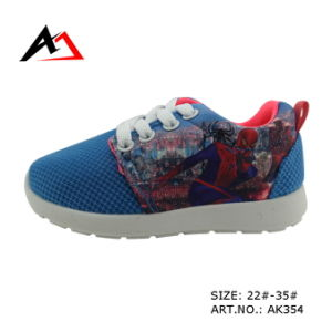Injection Leisure printing Shoes for Children (AK354) pictures & photos