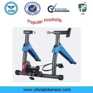 Foldable Best Magnetic Bike Trainer for Mountain Bike pictures & photos