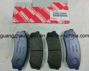Brake Pad Rear Auto Parts for Toyota Land Cruiser 04466-60020 pictures & photos
