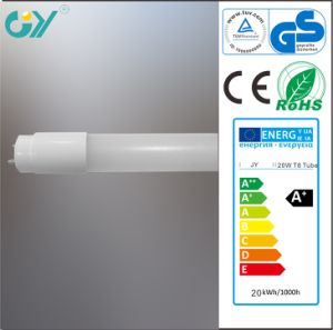 1500mm PC T8 25W 2200lm SMD 2835 LED Tube pictures & photos