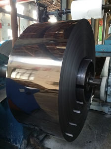 2b Finish Colled Rolled Stainless Steel Strip (409) pictures & photos