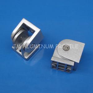 Industrial Zinc Alloy Pivot Joint for 40 Series Aluminum Profile pictures & photos