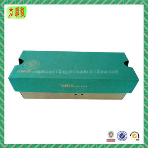 Custom Printed Corrugated Color Shoe Box pictures & photos