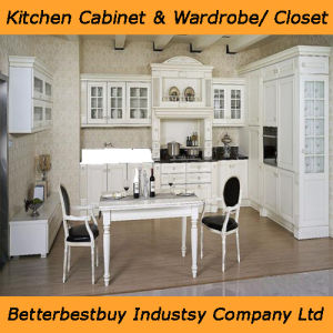 High-End Modern Design Kitchen Cabint and Wardrobe/Closet pictures & photos