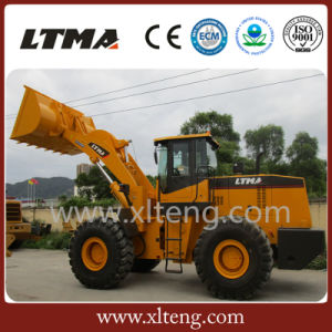 Chinese Construction Machinery 6 Ton Wheel Loaders Hot Sale pictures & photos