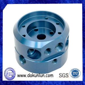 High Precision Aluminum Anodized CNC Machined Part pictures & photos