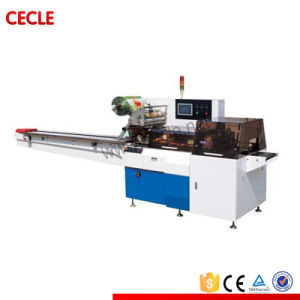 New Style Control Auto Soap Bar Flow Packing Machine pictures & photos