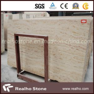 Cream Rosa Travertine Slab/Marble Slabs for Wall Tiles (RHCA-038) pictures & photos