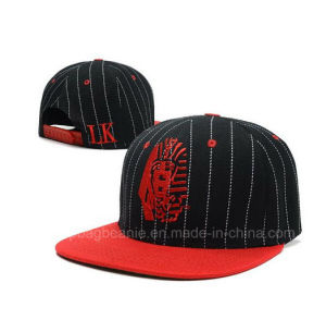 Fashion New Flat Square Brim Era Snapback Hat pictures & photos