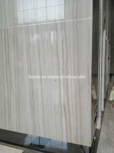Natural Stone Wall Cladding Athen Wooden Grey Marble Tile pictures & photos