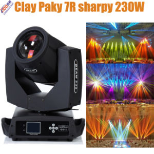 Clay Paky 7r Sharpy 230W Moving Head Beam Light pictures & photos