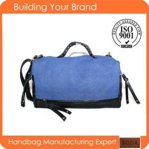 New Design Fashion Women Long Strap Handbags (BDM183) pictures & photos