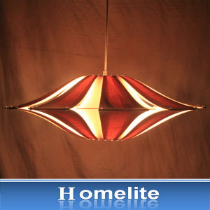 European and American Retro Style Wooden Pendant Indoor Light