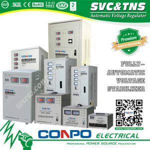 SVC Series Servo-Type Voltage Stabilizer or Regulator pictures & photos