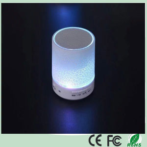 Mini LED Handsfree Bluetooth Speakers (BS-07) pictures & photos