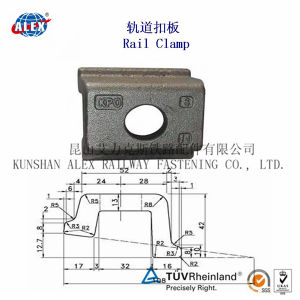 Rail Clamp pictures & photos