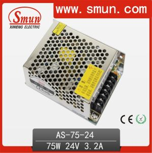 75W24V3a Single Output Switching Power Supply Small Size pictures & photos