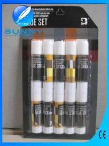 Hot Sale Non Toxic Hot Melt Glue Stick in White Color pictures & photos