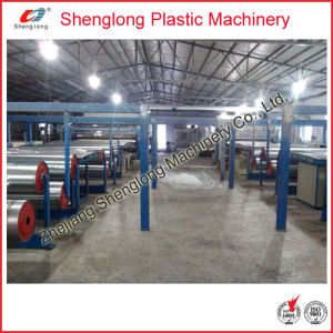 PP Woven Bag Yarn Tape Drawing Machine (SL -FS 140/2200B) pictures & photos