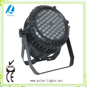 IP65 RGBW Waterproof 54X3w LED PAR Light (PLP-092)