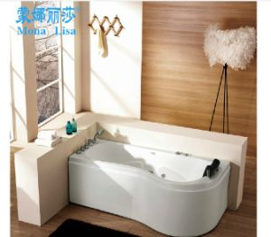 Monalisa Massage Bahtub Hot Tub with Faucet M-2010 pictures & photos