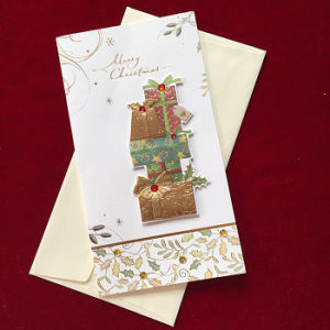 Merry Christmas Card, Christmas Greeting Card pictures & photos