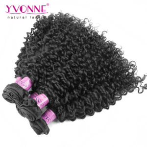 Grade 7A Virgin Brazilian Human Hair Extension pictures & photos