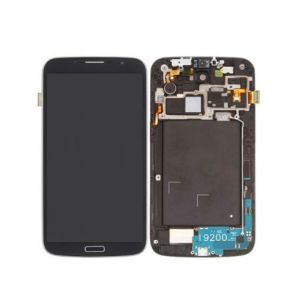 Quality Test 100% LCD Digitizer with Front Housing for Samsung Galaxy Mega 6.3 I9200