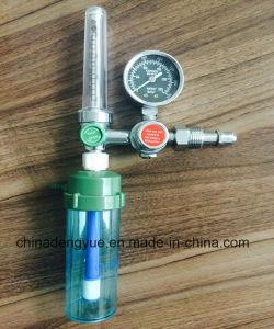 Hight Quality Bull Nose Oxygen Regulator Medical Equipment Supplier Hospital Equipment pictures & photos